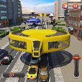 陀螺仪总线驾驶模拟器 - 公共交通