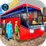 Coach Bus 2018: City Bus Driving Simulator Game