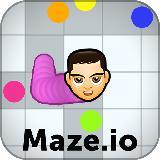 Maze.io - Snakes in a Maze!
