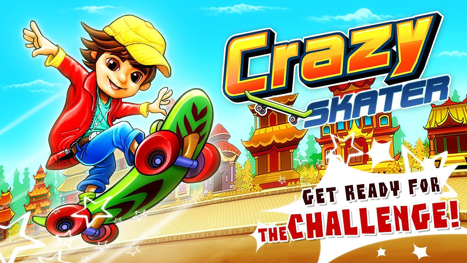 Crazy Skater 游戏截图1