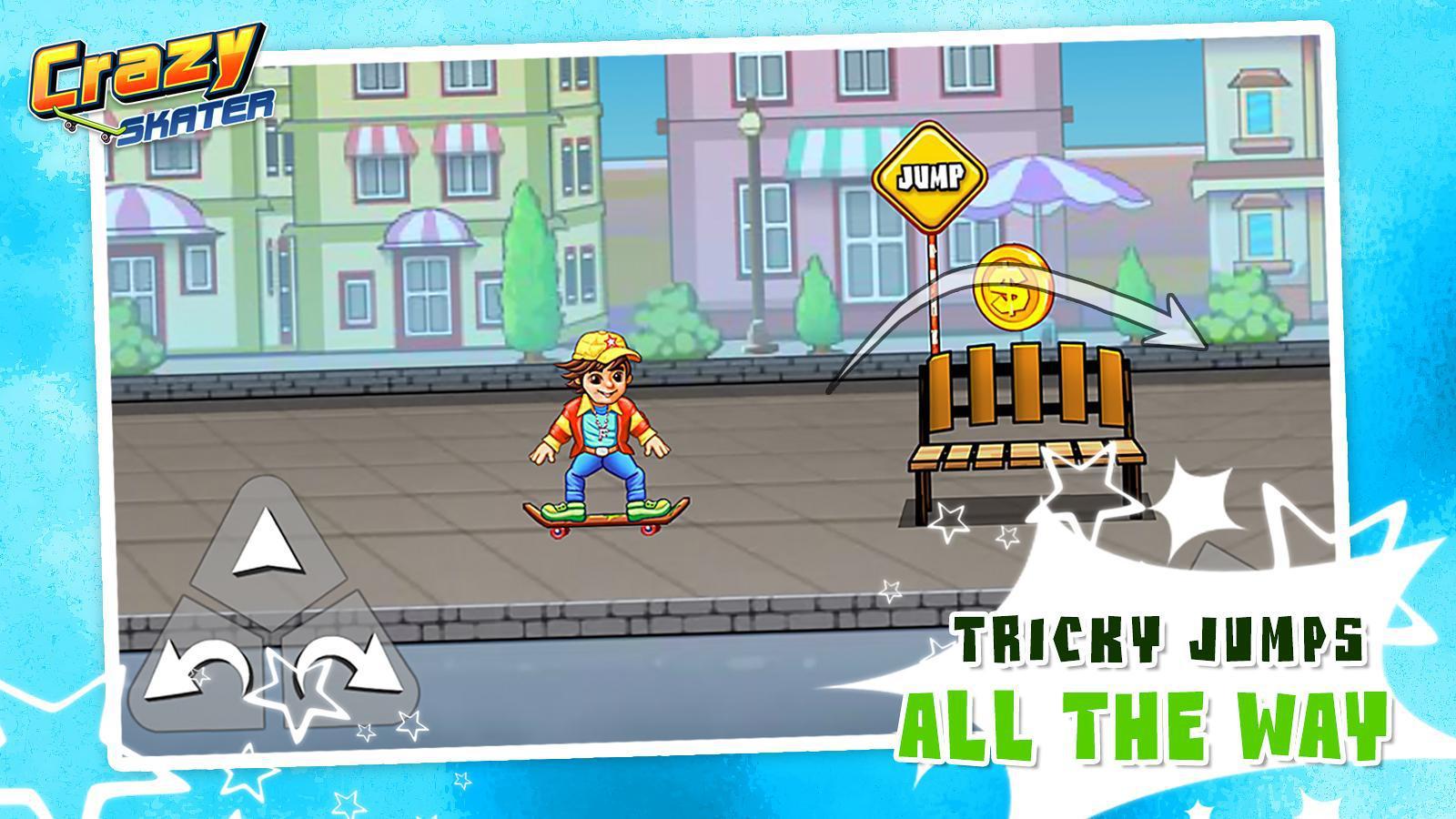 Crazy Skater 游戏截图4