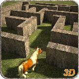 Pony Horse Maze Run Simulator