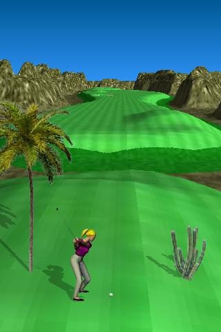 Par 72 Golf 游戏截图1