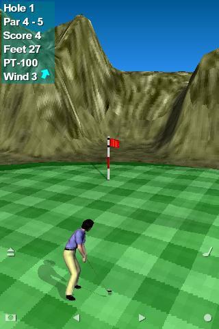 Par 72 Golf 游戏截图2