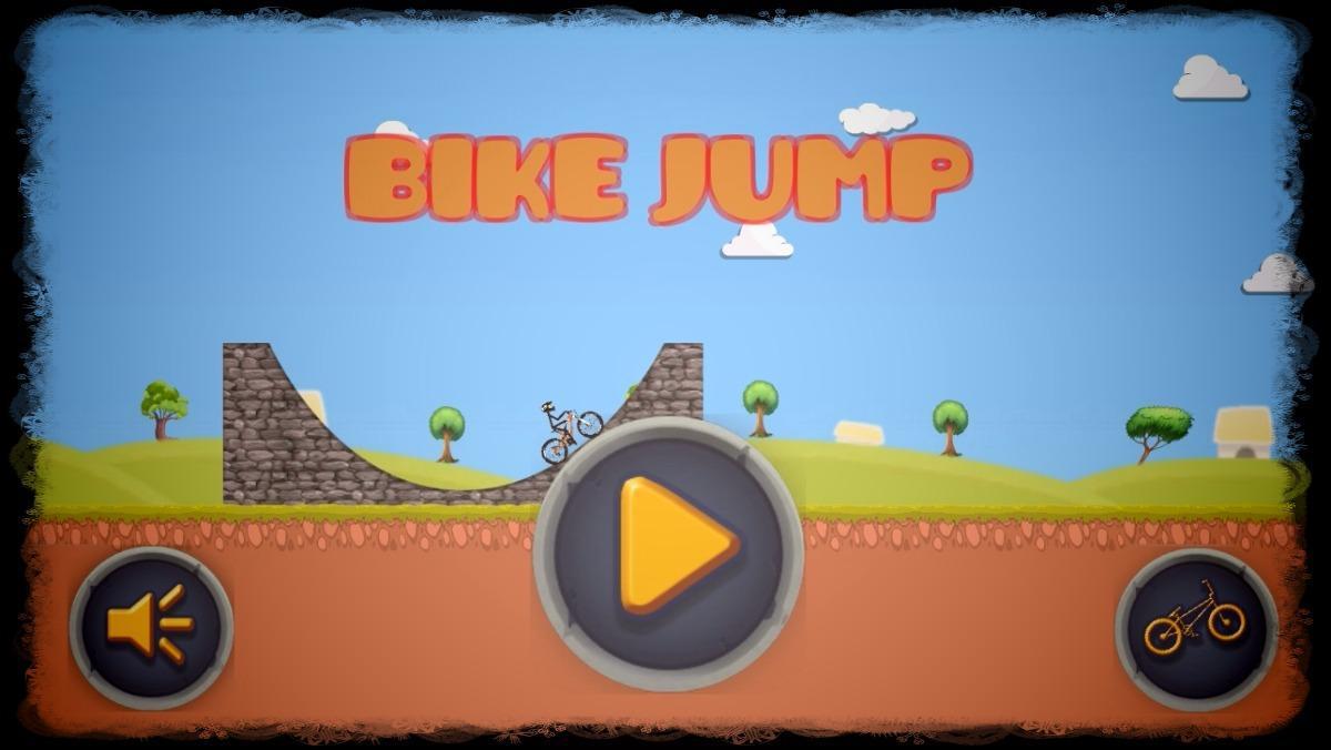 跳转自行车 - 山地极限 游戏截图4