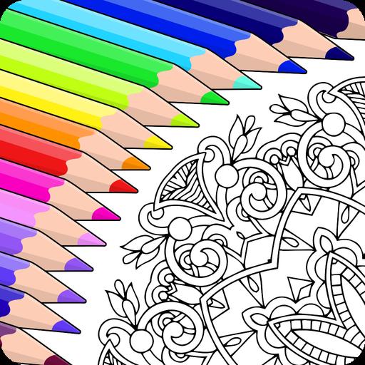 Colorfy - 免费填色游戏