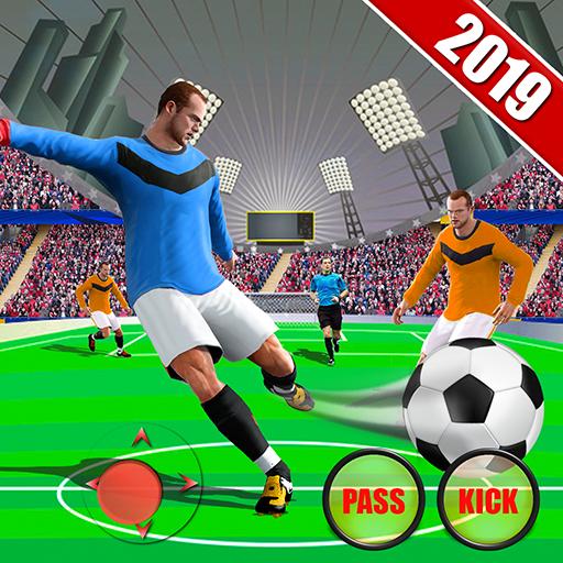 惊人足球运动游戏 3D