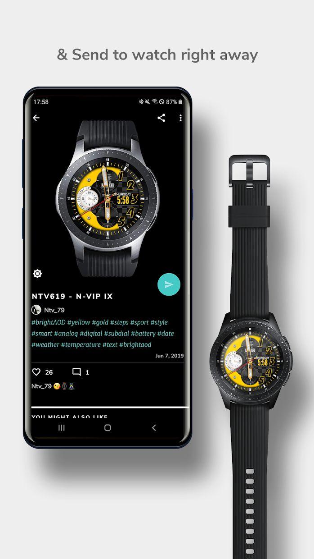 MR.TIME – 免费Watch Face制造商 游戏截图3