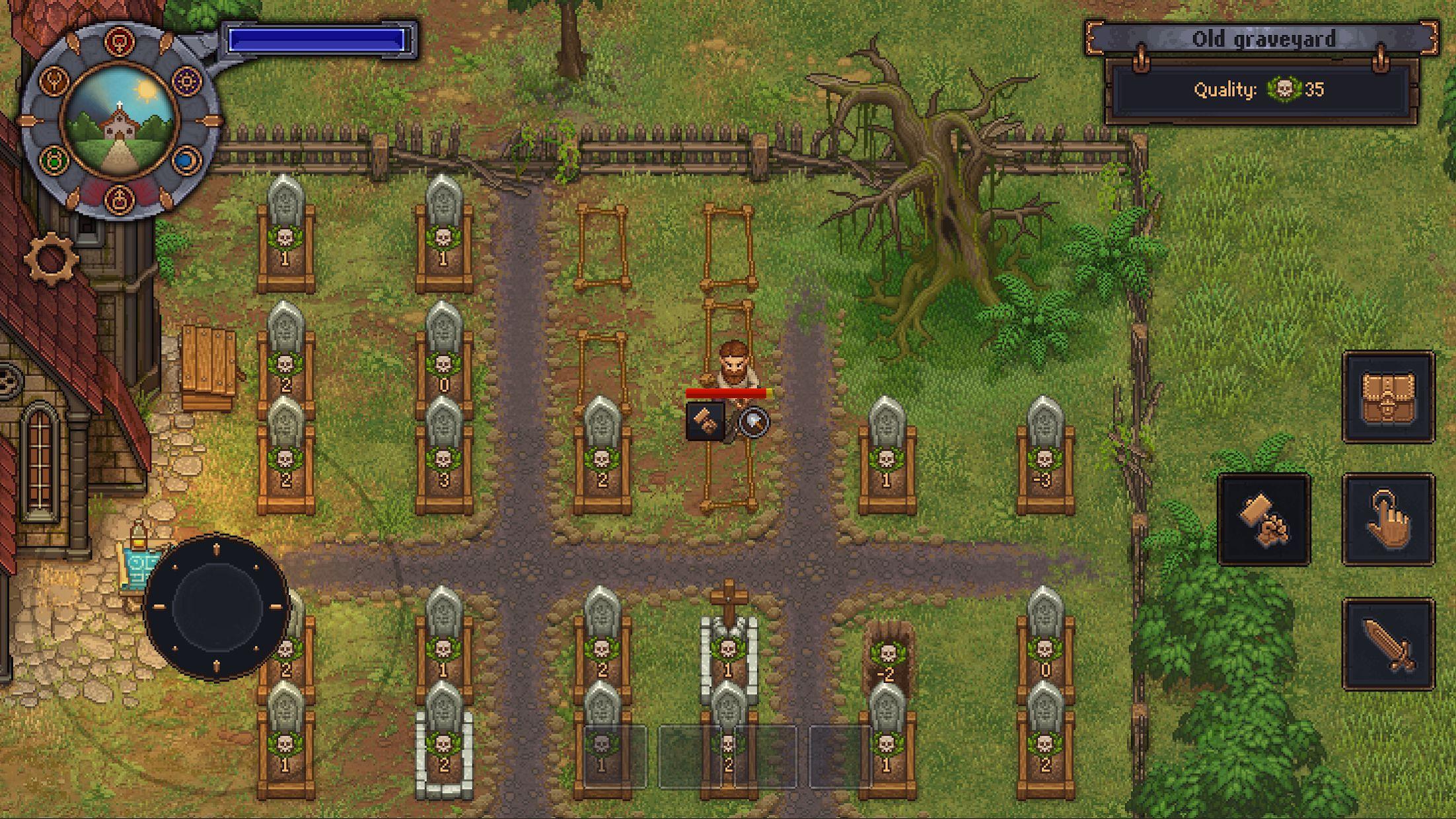游戏心得-守墓人一次获得两个尸体方法