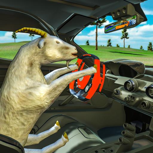 疯 山羊 汽车 主动 模拟器