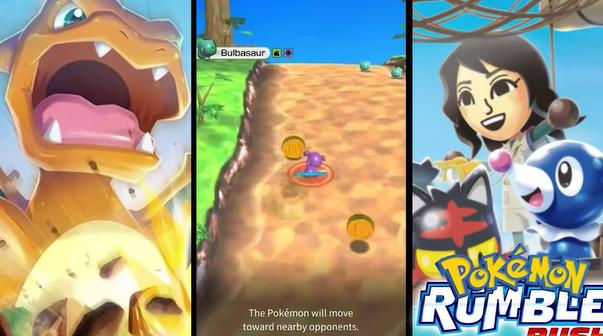 【宝可梦大乱战 SP】任天堂3DS经典乱战玩法,终于搬到手机上了!