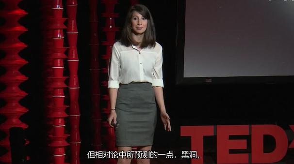 【TED官方翻译】世界上第一幅黑洞照片如何诞生?