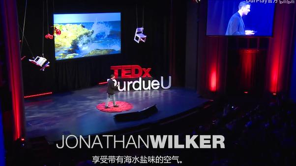 【TED正版翻译】海洋生物的奇特功能震惊科学家