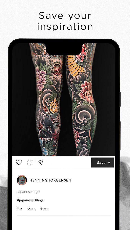 Tattoodo  - 寻找你的下一个纹身 游戏截图4