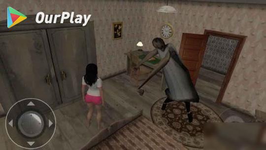cranny恐怖奶奶材质包游戏攻略是怎样的?游戏道具有哪些