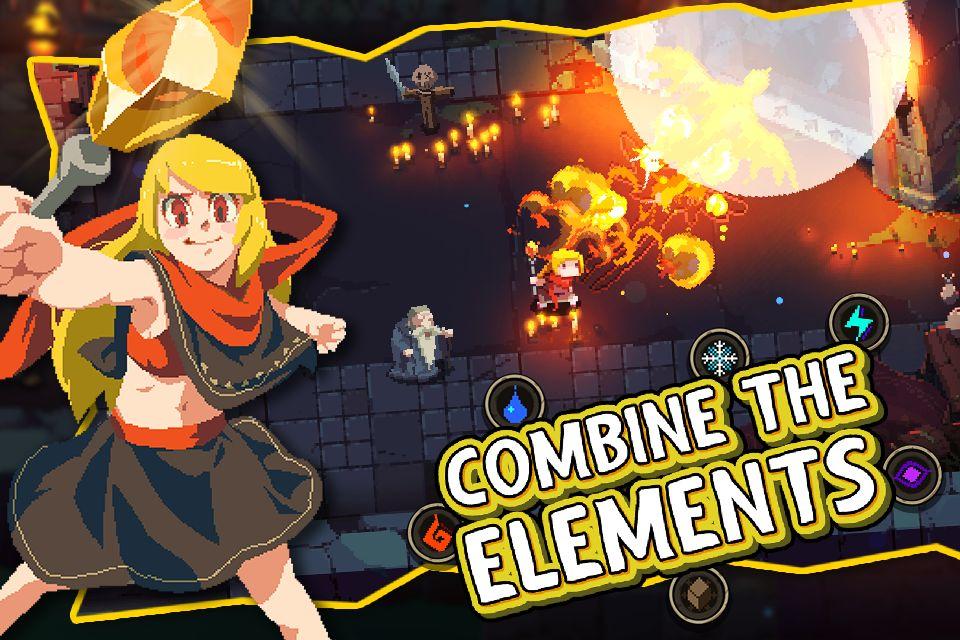 Elemental Dungeon 游戏截图1