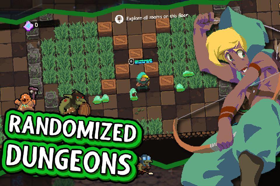Elemental Dungeon 游戏截图2