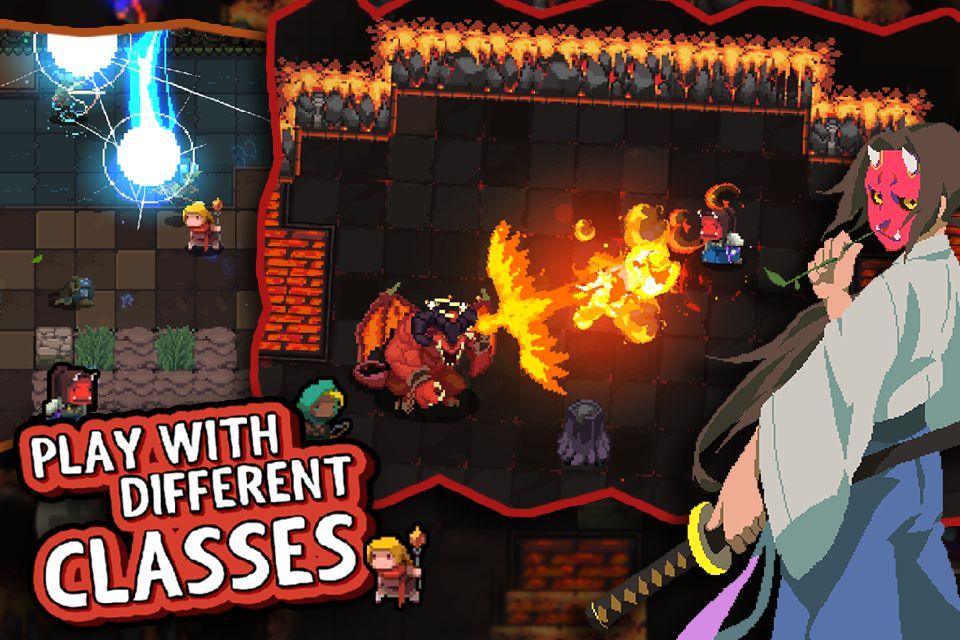 Elemental Dungeon 游戏截图3