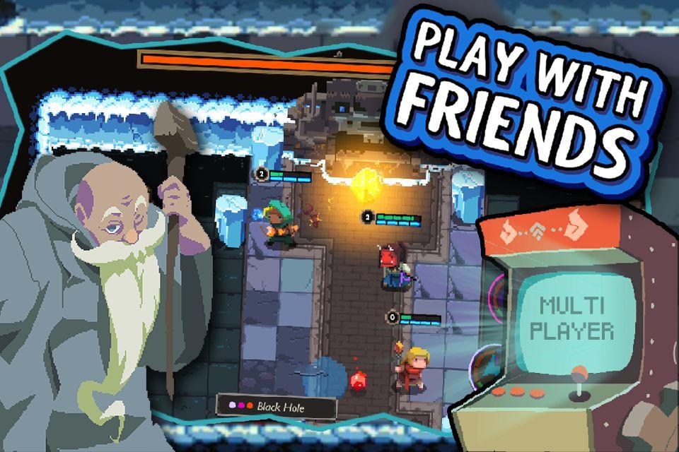 Elemental Dungeon 游戏截图4