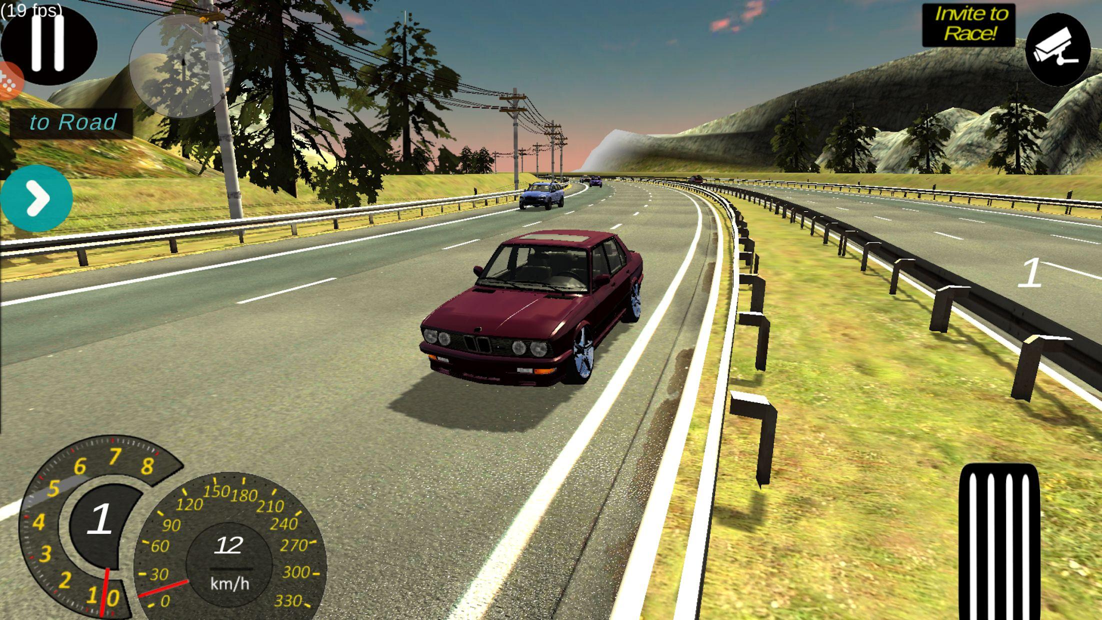 手动挡停车场 联机版(Car Parking Multiplayer) 游戏截图1