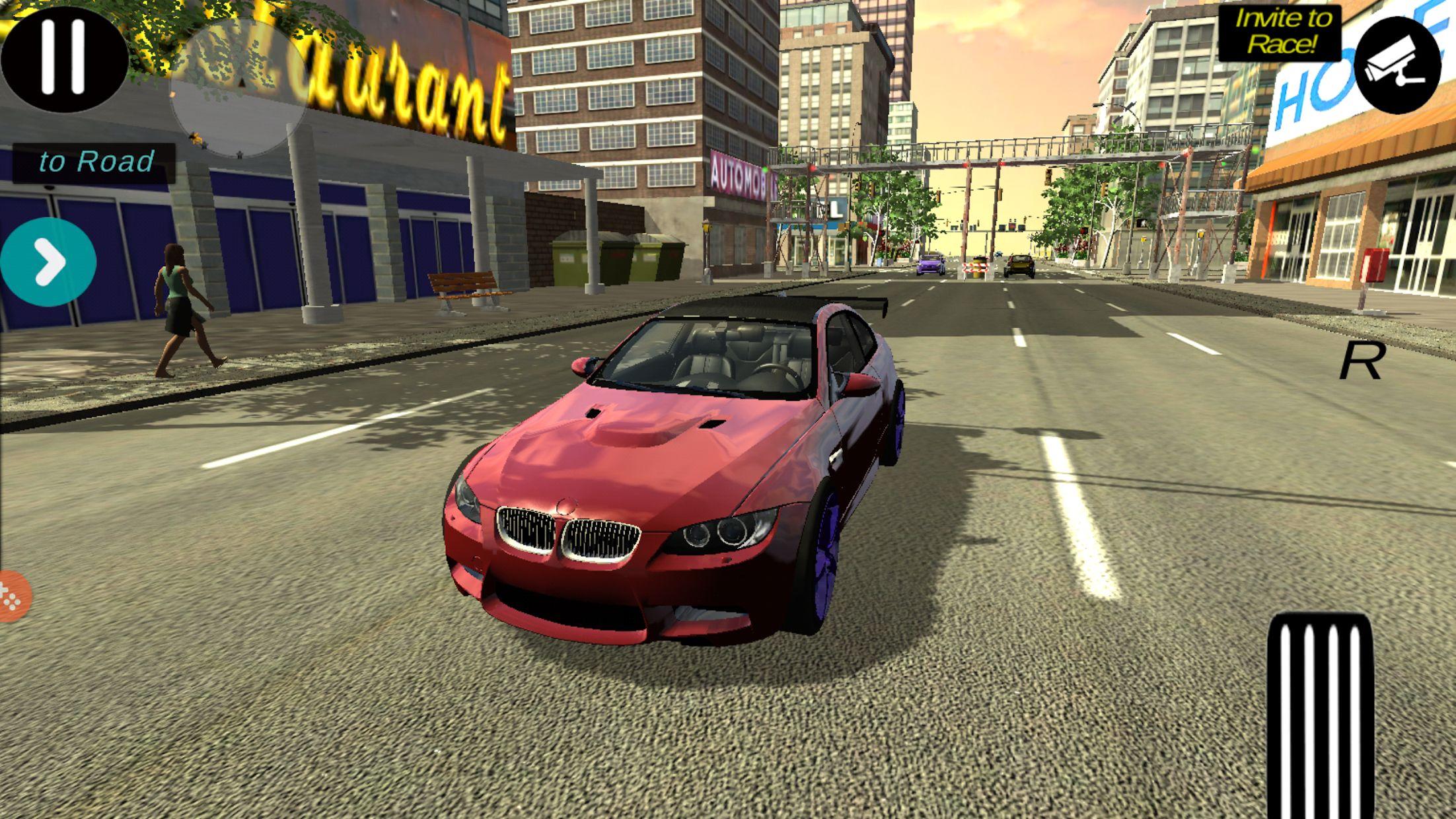 手动挡停车场 联机版(Car Parking Multiplayer) 游戏截图2
