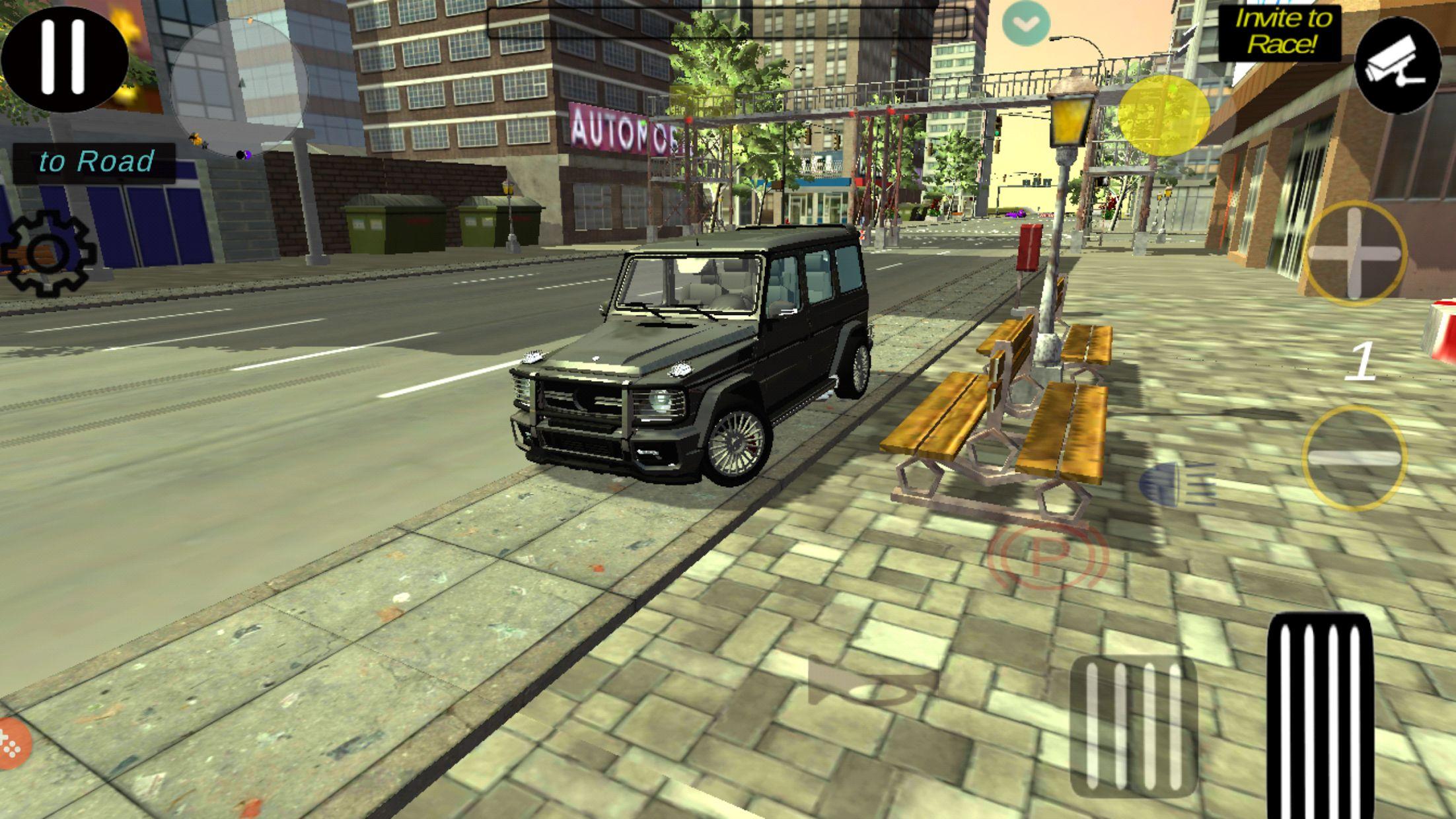 手动挡停车场 联机版(Car Parking Multiplayer) 游戏截图4