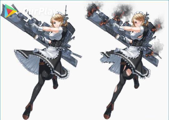 战舰少女练级