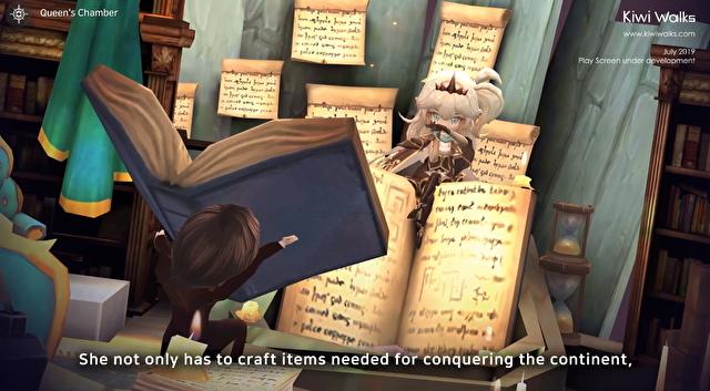魔女之泉4 游戏截图5