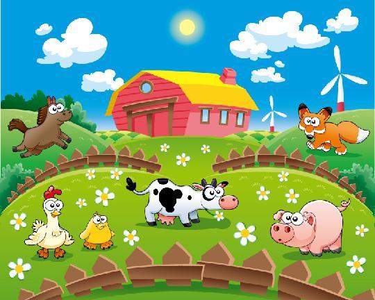 卡通农场一直正在加载 卡通农场怎样可以获得材料