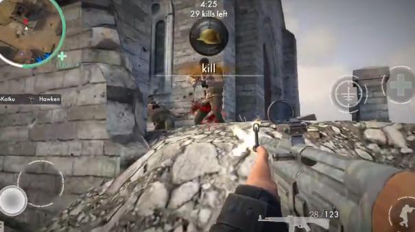 世界战争 英雄 30秒实机游玩
