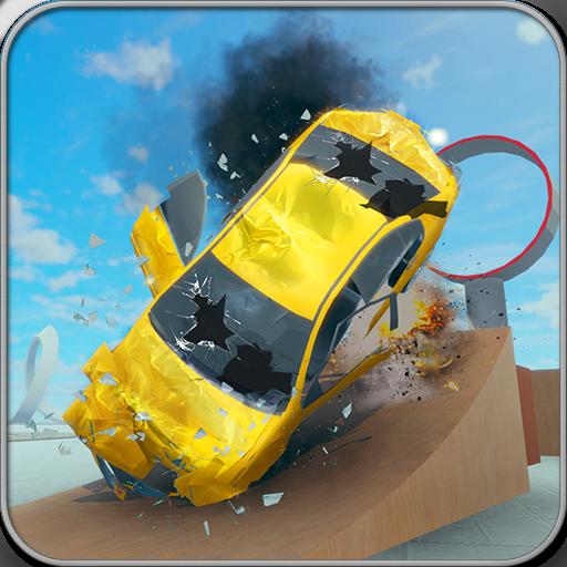 车祸事故模拟器:梁碰撞驱动器