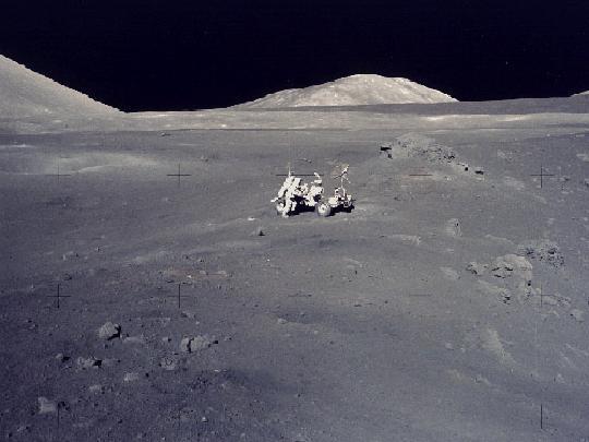 去月球nasa攻略 会获得一个碎片