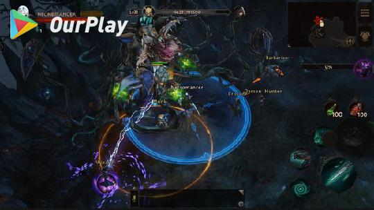 暗黑破坏神不朽开服时间及游戏介绍
