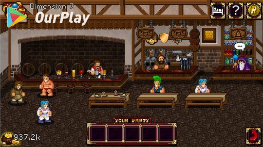 苏打地牢 Soda Dungeon:这个地牢RPG游戏,烧掉了我手机的所有电量! 图片2