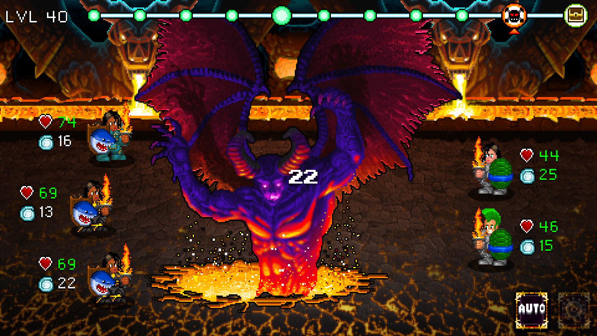 苏打地牢 Soda Dungeon:这个地牢RPG游戏,烧掉了我手机的所有电量!