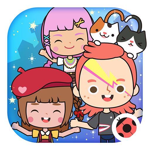 米加小镇-公寓-儿童益智游戏