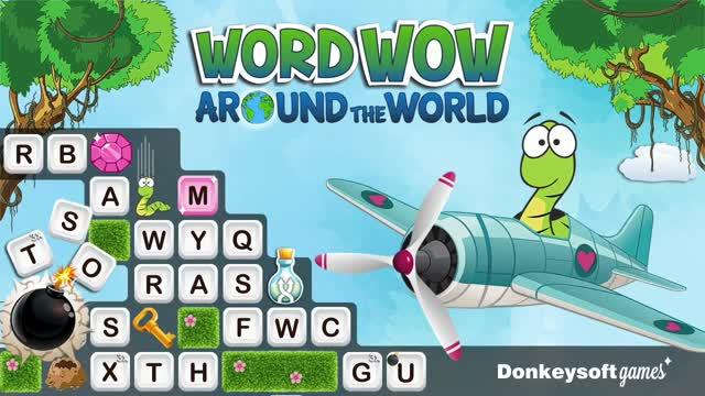 Word Wow Around the World