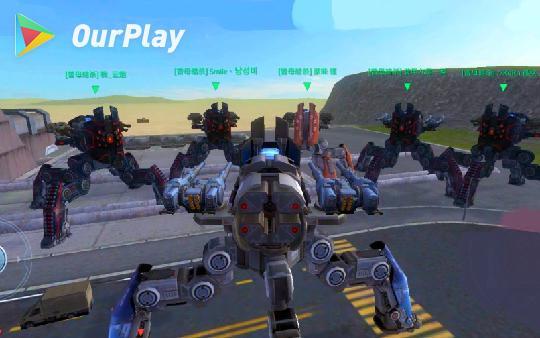 战争机器人机器人大全