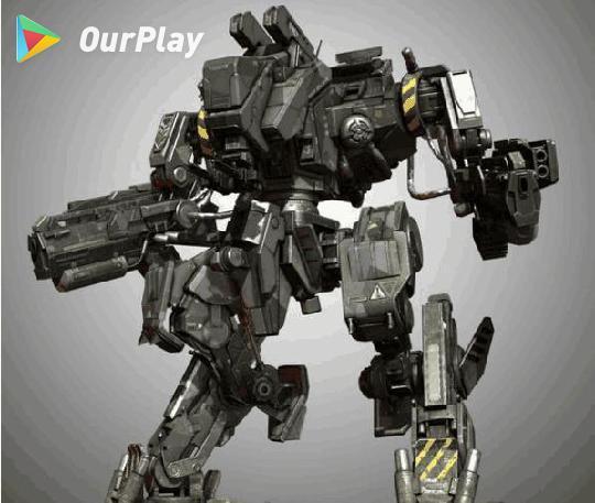 战争机器人武器搭配重型武器怎么玩