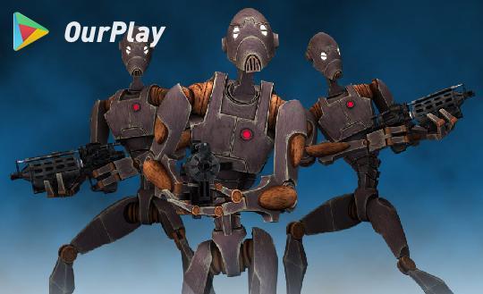 战争机器人武器大全介绍及游戏攻略