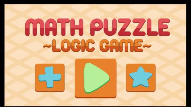 数学智力题逻辑游戏