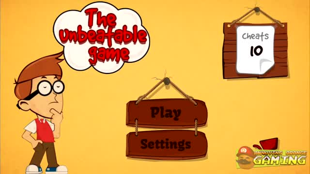 The Unbeatable Game - IQ Tricky Test