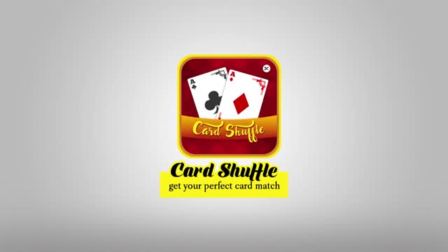Card Shuffle - Match The Cards