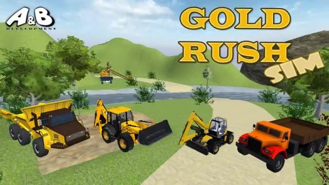 Gold Rush Sim - Klondike Yukon gold rush simulator