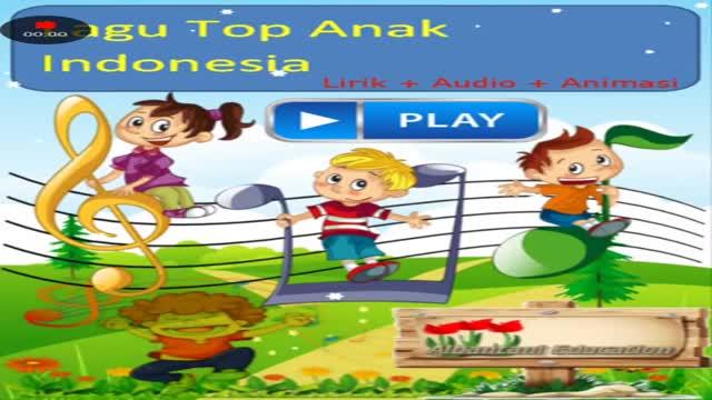 Lagu Top Anak Indonesia