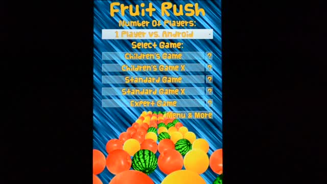 Fruit Rush HD