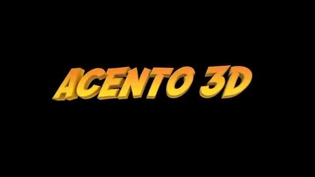 Acento 3D Realidad Aumentada