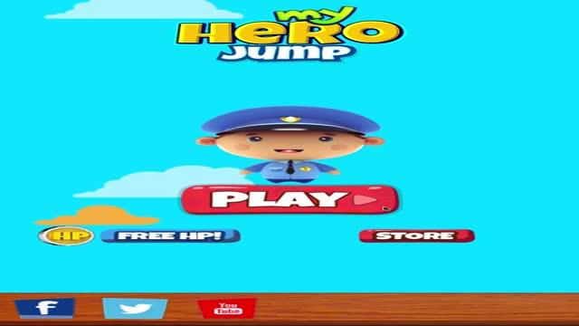 My Hero Jump