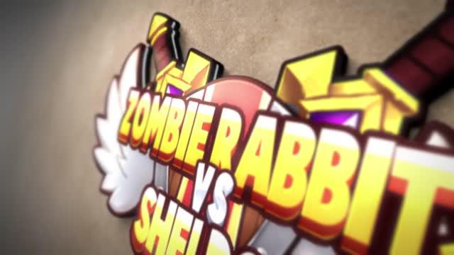 Zombie Rabbits vs Sheldon