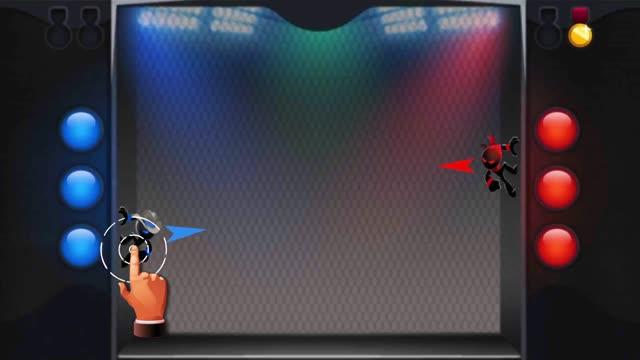 Stickman Warriors:UFB Fighting